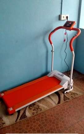 Dijual murah treadmil elektrik 1 fungsi