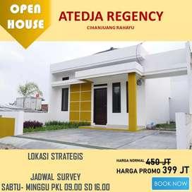 Dijual Rumah Baru Atedja Regency Murah Mewah Murah dkt Lembang Parkzoo