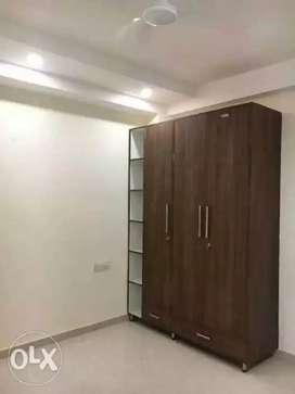 2 bhk builder floor in saket modular kitchen