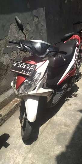 Yamaha Xeon 125 2011 lengkap