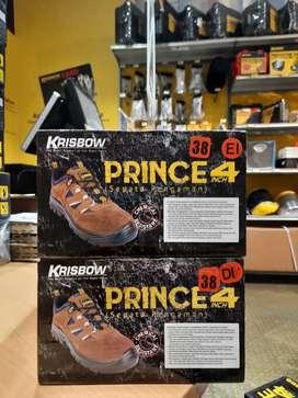 Sepatu Safety Krisbow Murah !