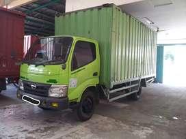 Hino Dutro 110LD Box Double 2013 TT Dumptruck, Lohan, Rino