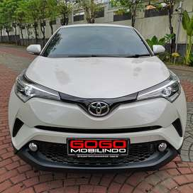 Toyota CHR at 2018 antik low km 3rb