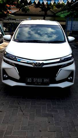 Toyota All New Avanza 2019 Manual Putih
