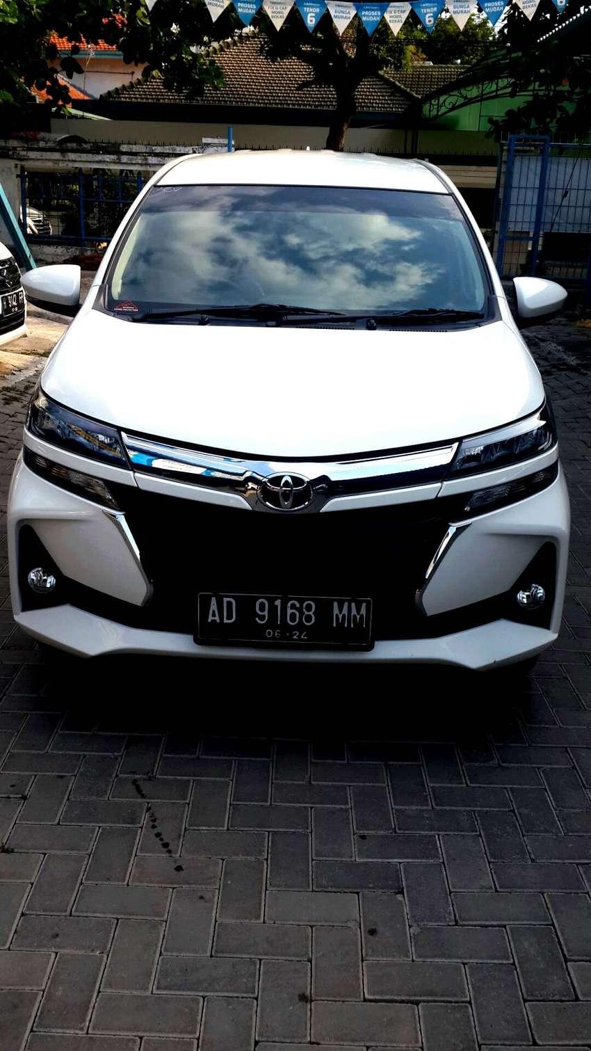 Toyota All New Avanza 2019 G Manual Putih 0