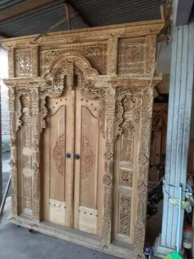 naneng cuci gudang pintu gebyok gapuro jendela rumah masjid musholla
