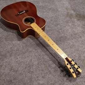 Gitar Akustik neck maple best material