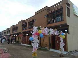 3 Marla Double Store House on instalment with % Discount