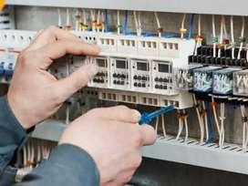 Perbaikan dan pemasangan instalasi listrik