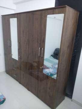 5 door wardrobe in wholesale price brand new