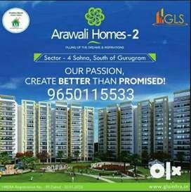 Flats hi Flats at prime location Sohna Road Gurgaon