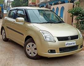 Maruti Suzuki Swift VXi, 2005, Petrol