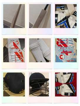 Cricket kit good condition 5000 rs