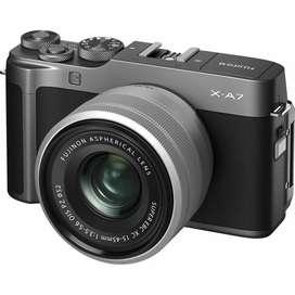 Fujifilm Camera X A7 Cicilan Bunga 0%