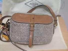 Jual Fossil Crossbody bag