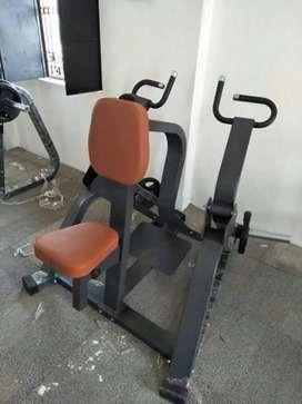Gym ka full setup low budget me