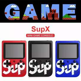 400 in 1 sup  games  retro  pack (assorted colors)