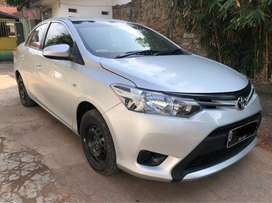 [UPGRADE] TOYOTA VIOS LIMO GEN3 2013 PLAT HITAM BANDUNG + CAT SILVER