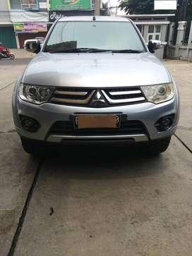 Dijual Mitsubishi Pajero Sport GLX 4x4 Tahun 2014 Siap Pakai