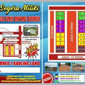 RFB Borneo 1 kavling land