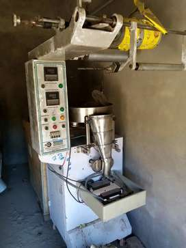 Chips Pakaing Machine