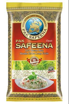 Pak Safeena classic 1121 steam rice