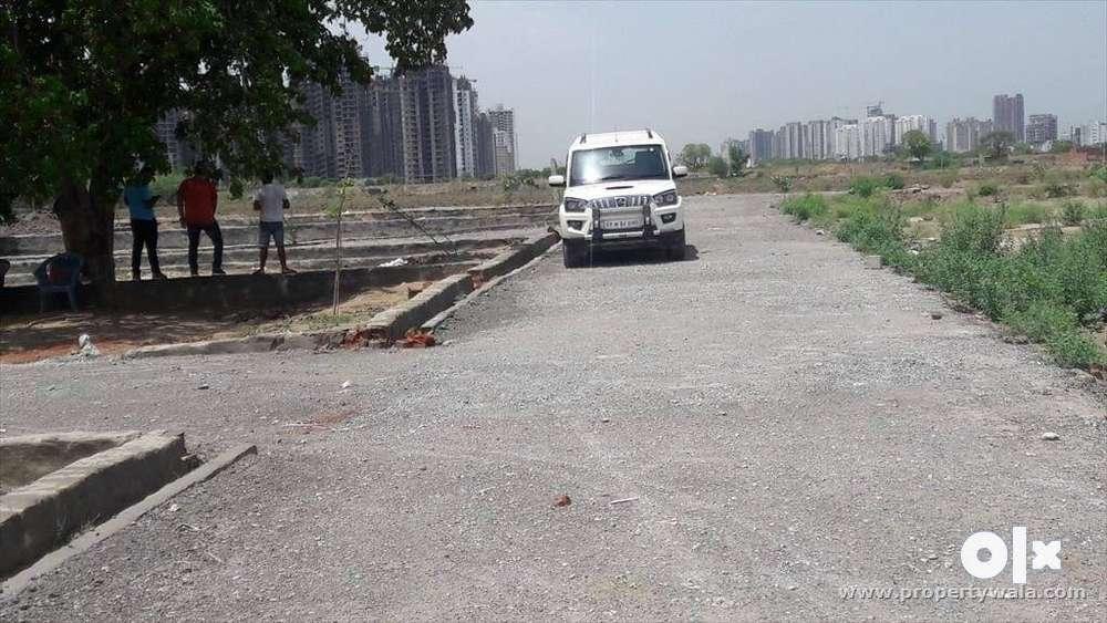 residential plot sale in gomtinagar extension lucknow