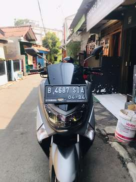 Yamaha All New Nmax 155cc Abs Fi Thn 2019 Kondisi 98% Mulus & gres