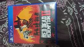 Red dead redemption 2 RDR 2 ps 4