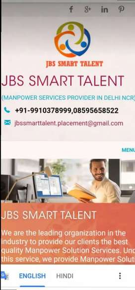 Urgent female candidates required for maid cook nanny
