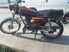 honda 125 sell urgent  i buy rikshaw
