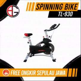 Sepeda statis spinning bike TL 930 alat fitness AB314