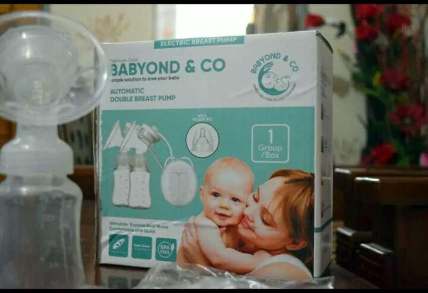 Pompa Asi Elektrik Babyond & Co 0