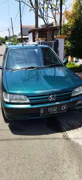 Peugeot 306 plat D