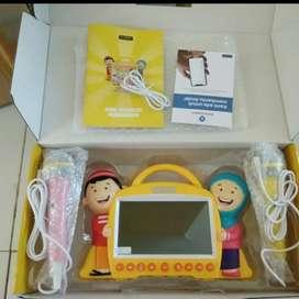 Mainan edukasi tablet smarthafiz promo Dapat Bonus