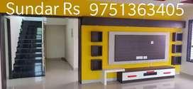 93 lakhs 3Bhk villa sale in Vadavalli