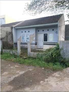 Rumah Secondary Layak Huni di  Perumahan Permata Bintang