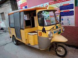 self start roz ghar rikshaw