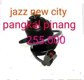 Motor radiator jazz new city bangka