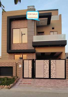 5 Marla brend new house for in B block ph2 New Lahore city