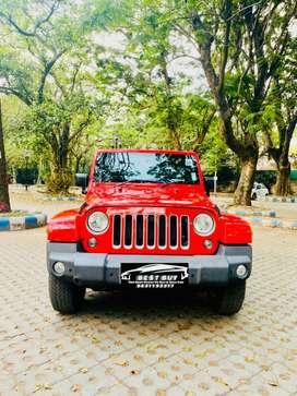 Jeep WRANGLER UNLIMITED Wrangler Unlimited 4X4, 2018, Petrol