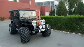 Modified Open Jeeps Willy's jeep Hunter jeeps