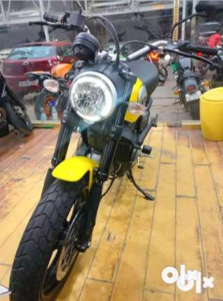 Ducati Scrambler 800 0