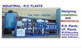 RO Plant Mineral Water Plants