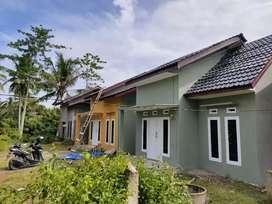 Dijual rumah siap 70%
