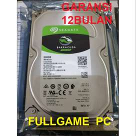 Hardisk Seagate Baracuda 500gb isi GAME PC