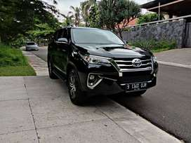 Toyota Fortuner G AT Diesel 2017
