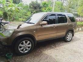 Dijual cr-v tahun 2003 Rp 75.000.000 nego tipis