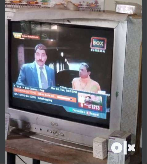Want to sell LG CRT TV in good Condition