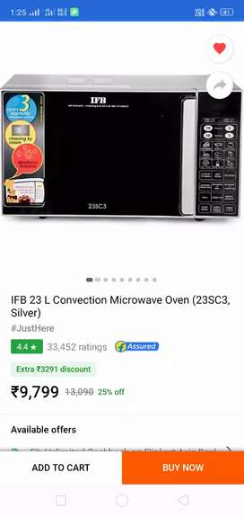 IFB Microwave Convection Oven